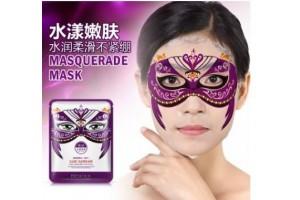 "Bioaqua Masquerade Mask тканевая маска для лица ""Маскарад"" (фиолетов)"