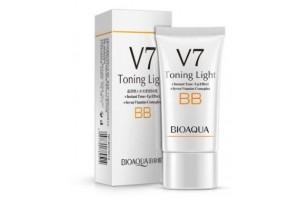 BioAqua V7 Toning Light BB  бб крем с тонизирующим действием