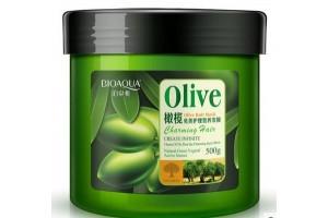 "Bioaqua Olive Charming Hair питательная маска для волос ""Олива"""