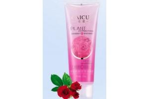 Caicui Rose пилинг гель с экстрактом лепестков розы