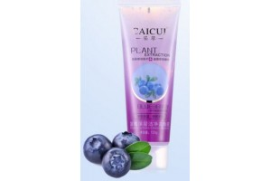"Caicui Blueberry Deep Cleansing Scrub пилинг-скатка ""Черника"""
