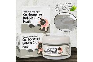 Elizavecca Milky Piggy Carbonated Bubble Clay Mask глиняно-пузырьковая маска для очищения пор