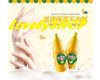 """BioAqua Fruit Hand Cream крем для рук """"Банан"""""""