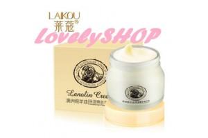 Laikou Lanolin Cream питательный крем для лица и шеи с ланолином