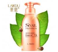 Laikou Snail Nutrition увлажняющий лосьон для тела с улиточной слизью