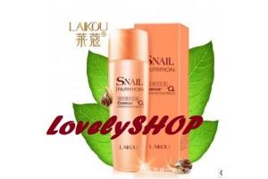 Лосьон для лица с улиточной слизью LAIKOU Snail Nutrition, 130 мл