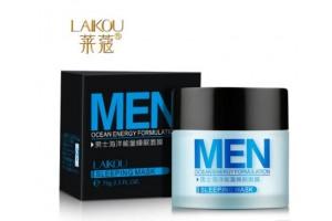 Ночная маска для лица (мужская) Laikou Men Sleeping Pack