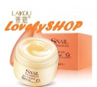 Laikou Snail Nutrition Multi Effect ночная маска фильтратом улитки