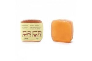 Антицеллюлитное мыло для похудения, подтяжки живота и укрепления кожи K.Brothers