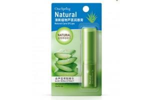 One Spring Aloe Vera Extract бальзам для губ с Алоэ (92%)