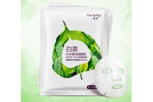 One Spring Whire Tea Hydrate Brightening Mask маска с белым Чаем