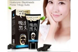One Spring Hyaluronic Acid Mask маска-пленка с гиалуроновой кислотой и углем