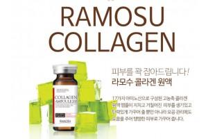 Ramosu Collagen Ampoule 200 ампульный концентрат коллагена (10 мл)