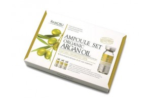 Ramosu Ampoul Set Organic Argan Oil Аргановое масло 100% (10 мл*3 шт)