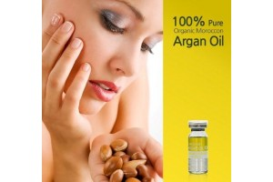 Ramosu Ampoul Organic Argan Oil концентрат Арганового масла (10 мл)