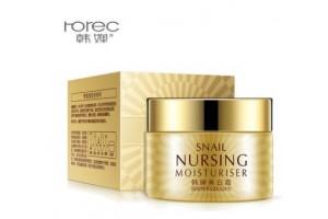 Rorec Nursing Snail осветляющий крем с никотинамидом и арбутином