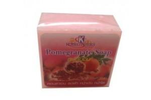 Мыло с экстрактом граната и витамином Е, K.Brothers, 60 гр