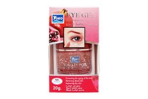 Гель для кожи вокруг глаз с экстрактом граната Yoko Pomegranate Eye Gel