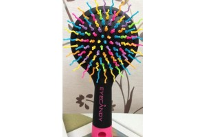 Расческа Eyecandy Rainbow Volume Brush радуга позитива
