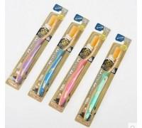 Зубная нано-щетка с золотым напылением Nano Gold Mashimoro
