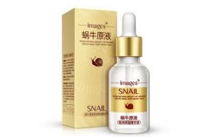 Images Snail Drop Essence сыворотка с фильтратом улитки и гиалуроновой кислотой