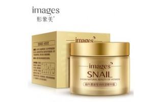 Images Snail Cream увлажняющий крем для лица с экстрактом улитки